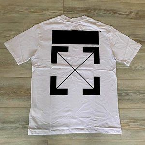 OFF-WHITE MEN NEW SEASON COTTON SHIRT MEDIUM